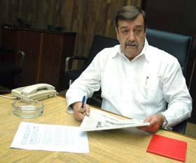 Ernesto Medina Villaveirán Presidente