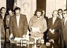 Ernesto <q>Che</q> Guevara