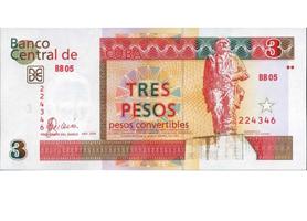 Peso Convertible CUC Cuba