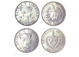 moneda cubana primer peso